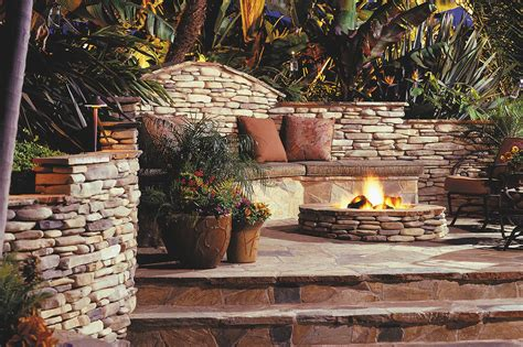 outdoor fireplace vs pit fire places and fire pits by eldorado stone