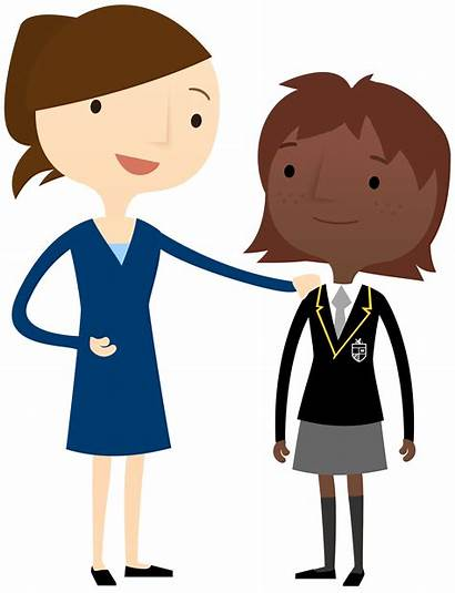 Mentor Mentoring Clipart Enough Become Pair Student