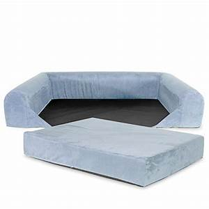 kopeks deluxe orthopedic memory foam sofa lounge dog bed With sofa bed orthopedic mattress