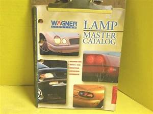 2000 Wagner Lamps Headlights Sealed Beams Catalog    Manual