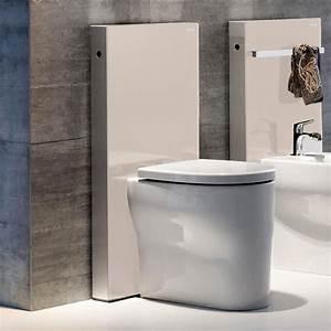 Geberit Monolith Wc : geberit monolith for floor standing toilets uk bathrooms ~ Frokenaadalensverden.com Haus und Dekorationen