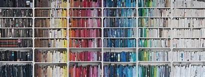 Books Wall Library Wallpapers Bookshelf Widescreen Surface