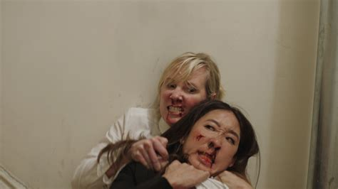 sandra oh new york times review sandra oh and anne heche in one ferocious