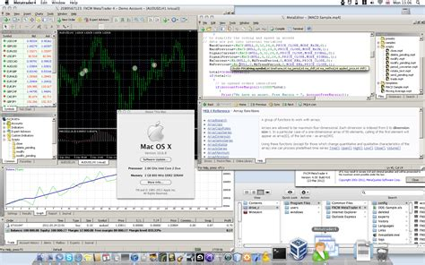 mt4 for mac metatrader 4 on mac os x with wineskin money unleashed
