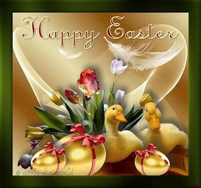 Easter Happy Digiworld