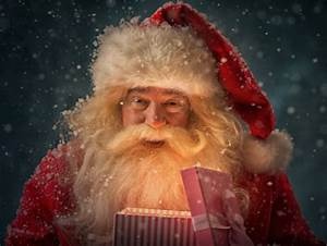Book to see Father Christmas