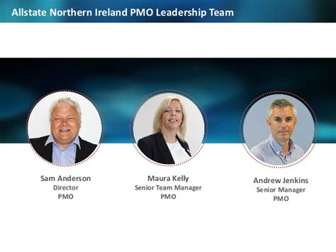 Allstate Northern Ireland's Pmo Transformation