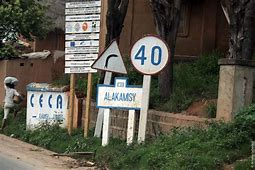 жители в центре африки