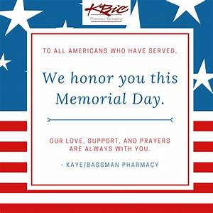 Job Interview Thank You Email Honoring Those Who Served This Memorial Day Kbic Pharmacy