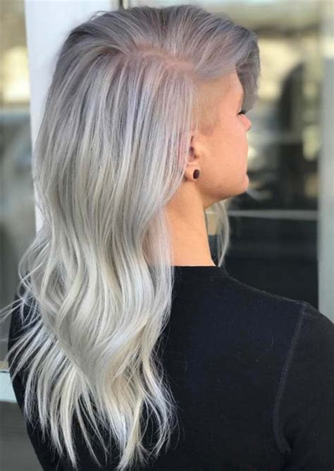 51 long undercut hairstyles for women in 2019 diy