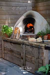 how to build an outdoor pizza oven How to build a (cob) pizza oven step by step.The Art of ...