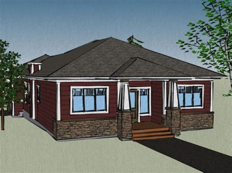 house plans  attached garage small guest house floor plans bungalow house plans