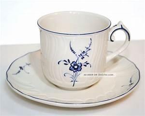 Villeroy Boch Kaffeebecher : villeroy boch vieux luxembourg kaffeetasse mit untertasse alt luxemburg ~ Whattoseeinmadrid.com Haus und Dekorationen