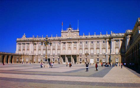 The Stunning Royal Palace Of Madrid