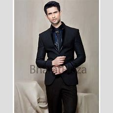 Glamorous Look Black Suit Httpwwwbharatplazacommens