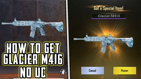 The heckler & koch hk416 ( aka m416 ) is an assault rifle/carbine designed and manufactured by heckler & koch. How to get M416 Ice Skin Free? Get 10 classic coupons free ...