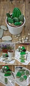 25, Diy, Home, Decor, Ideas, Using, Pebbles, And, River, Rocks