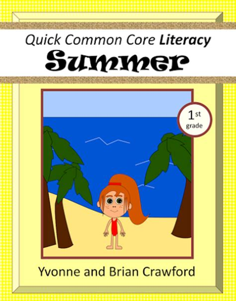 Summer Review No Prep Common Core Math (1st Grade) By Us