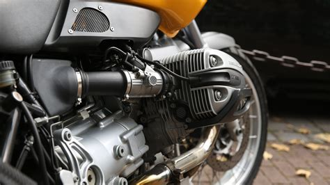 Motorcycle Engine 4k Ultra Hd Wallpaper And Background