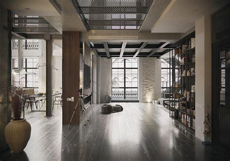 New York Loft Live It Style by Un Loft Industriel 224 New York Planete Deco A Homes World
