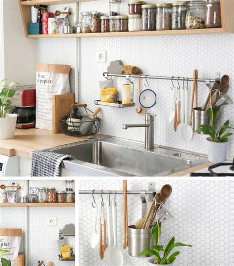 accessoire de cuisine design crédence cuisine en 47 photos idées conseils inspirations