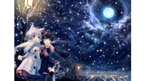 Anime Wallpapers Winter - winter anime wallpaper 80 pictures