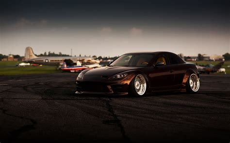 Mazda Rx-8 Tuning Stance Car Rx8 Hd Wallpaper