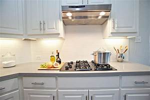white tile backsplash with dark grout savary homes With best brand of paint for kitchen cabinets with mosaic glass wall art