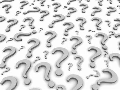 Question Background Marks Questions Illustration Backround 3d