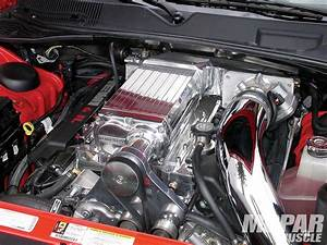 2009 Dodge Challenger Srt8 Kenne Bell Blower Kit