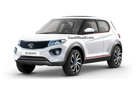 Tata Hornbill Microsuv Could Be Another Exciting Package