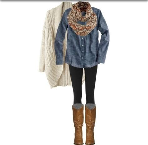 leg l sweater shirt sweater cardigan boots denim shirt