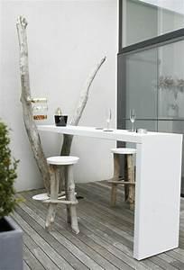 Bartresen Für Zuhause : coole terrassengestaltung ideen cafe in h uslicher atmosph re ~ Indierocktalk.com Haus und Dekorationen