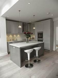 Planet, Furniture, Beautiful, Storm, Grey, Shaker, Kitchen