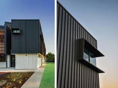 colorbond steel complements latest building design trends   matt collection