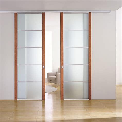 Porte In Vetro Scorrevoli Prezzi porte scorrevoli vetro e legno