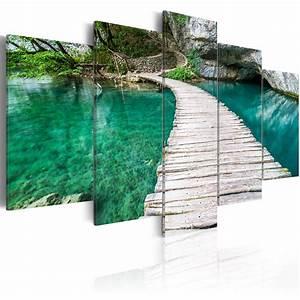 Leinwand Xxl Kaufen : leinwand bilder xxl kunstdruck wandbild landschaft br cke natur 030212 103 ebay ~ Whattoseeinmadrid.com Haus und Dekorationen