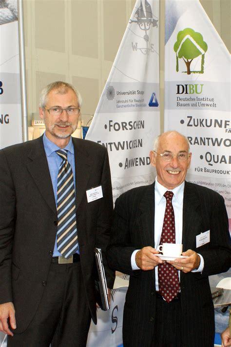 Ibu Institut Bauen Und Umwelt by Aus Aub Wird Institut Bauen Und Umwelt E V