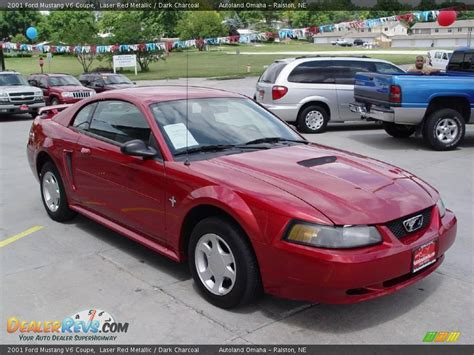 2001 ford mustang coupe 2001 ford mustang v6 coupe laser metallic
