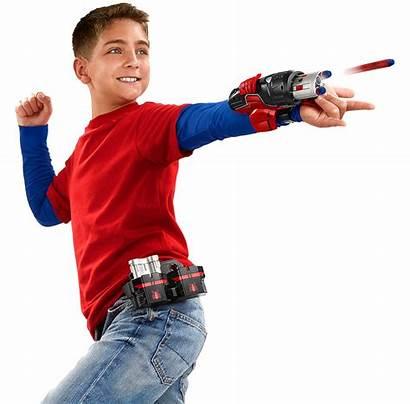 Spider Homecoming Blaster Wrist Toys Hasbro Toy
