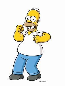 Homer Simpson. Minecraft Skin