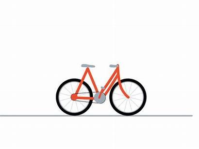 Bicycle Bike Friendly Dribbble 2d Montreal