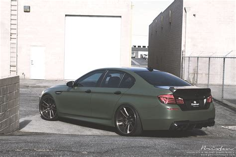 military grade performance army green bmw  autoevolution