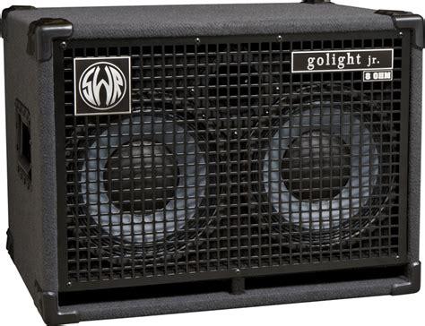 2x10 Bass Cabinet Ebay by Swr Goliath Golight Junior 2x10 Bass Speaker Cabinet Vinyl