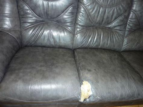 réparer canapé cuir déchiré reparer canape cuir dechire 28 images comment reparer