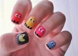 Cute Nail Art Designs Easy Cute Nail Designs