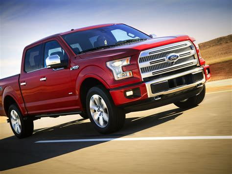 Ford F-150 2015 Exotic Car Image #04 Of 24