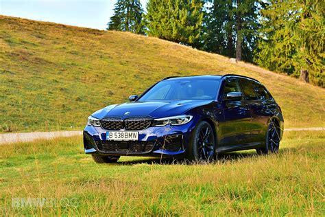 2021 BMW M340d xDrive Touring (G21) - Test Drive   Motor Memos