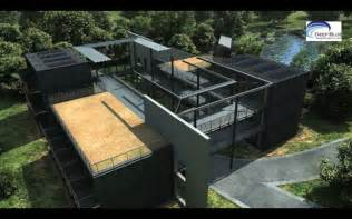 Container Homes with Solar Panels