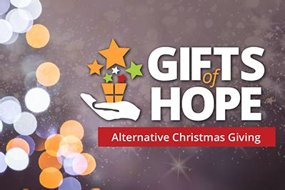 alternative christmas giving gifts of alternative giving